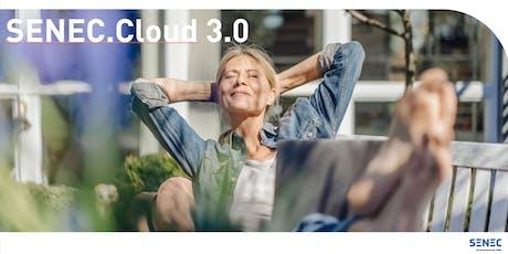 Webinar SENEC.Cloud 3.0 Tickets