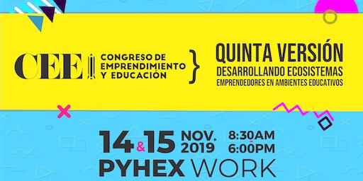 Quinto Congreso de Emprendimiento y Educación