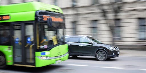 Public Transport and the Climate Emergency