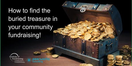 How to find the buried treasure in your community fundraising! tickets