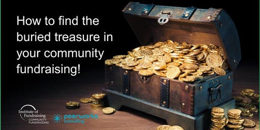 How to find the buried treasure in your community fundraising!