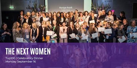 Lancering TheNextWomen100 2019 tickets