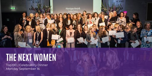 Lancering TheNextWomen100 2019