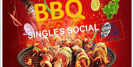 Singles Social BBQ in the Park tickets