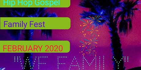 Hip-Hop Gospel Family Fest  tickets