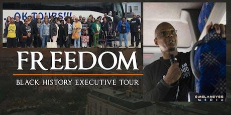 Freedom Black History Executive Tour - 10am tickets