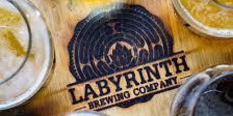 Yoga @ Labyrinth Brewing  tickets