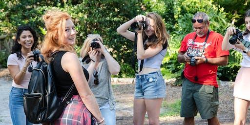 Portrait Photography Workshop: Beginner DSLR and Mirrorless Photography