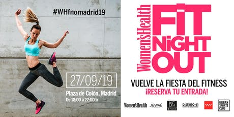 Women´'s Health FIT NIGHT OUT entradas