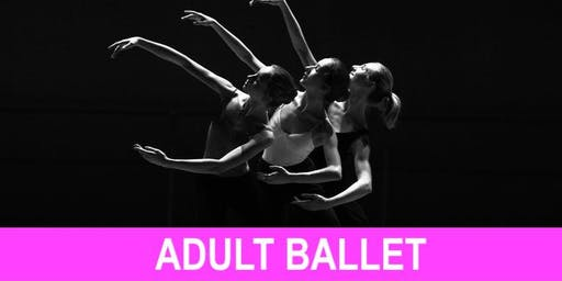 BALLET - Beginner for Adults & Teens - Sundays 3pm