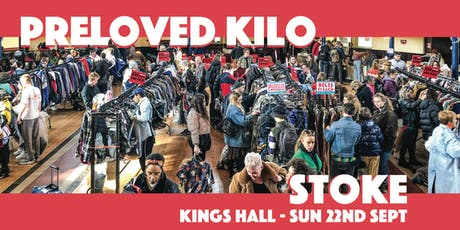 Stoke Preloved Vintage Kilo tickets