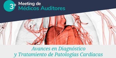 3er Meeting Médicos Auditores entradas