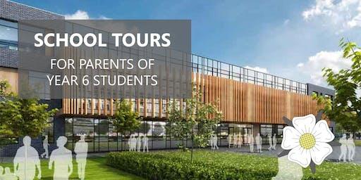 John Taylor Free School Tours