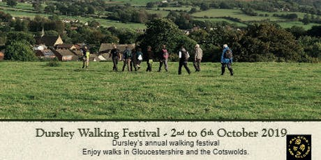 Dursley Walking Festival. Cam and the Winterbothams tickets