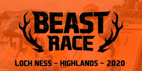 BEAST RACE - LOCH NESS - 2020 tickets