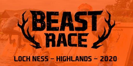 BEAST RACE - LOCH NESS - 2020
