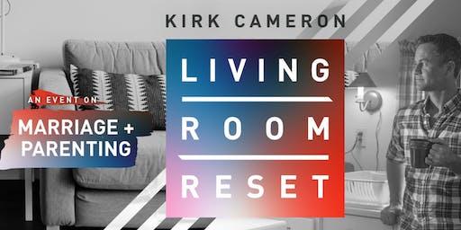 Kirk Cameron - Living Room Reset Volunteers - Denton, TX
