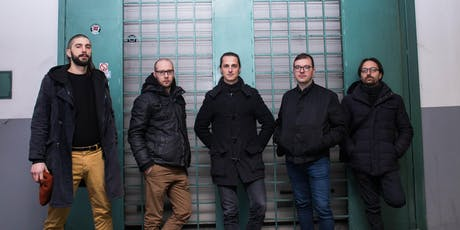 Boštjan Simon Quintet @ Mandaujazz Festival Tickets