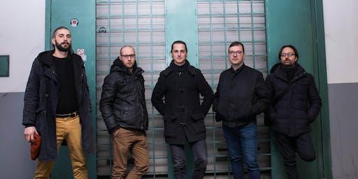 Boštjan Simon Quintet @ Mandaujazz Festival