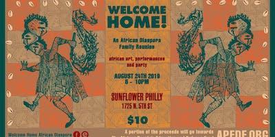 Welcome Home: An African Diaspora Celebration