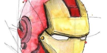Masked Marvels children's Art workshop!