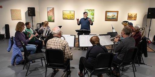 PMAC Music Ensembles Open House