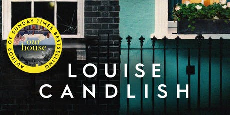 Domestic Noir: Louise Candlish and Lisa Jewell tickets