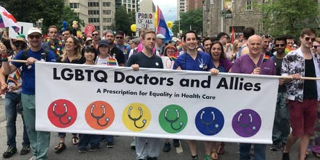 Ontario LGBTQ2+ Doctors and Allies Ottawa Pride Parade March tickets