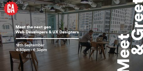 Graduate Showcase | Junior Web Developers & UX Designers tickets