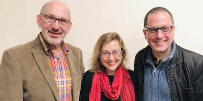 PERFECT YOUR POP SONG! with Jen Rudin, Bob Marks & Douglas Gorenstein