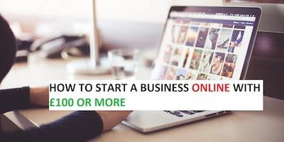 How to start your own Online Business with £100 or more | 1-on-1 consulting