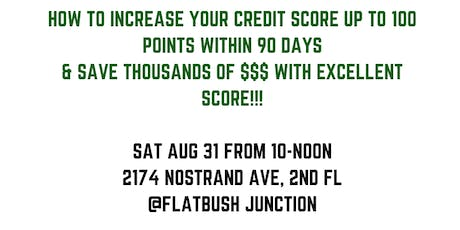 How To Get The Perfect High Credit Score tickets