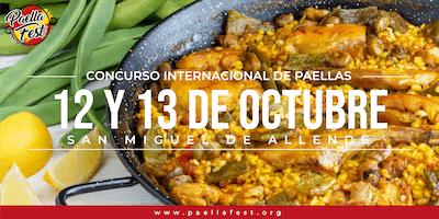 PaellaFest San Miguel de Allende 2019