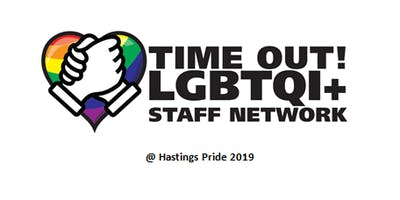 Time Out! Network at Hastings Pride 2019