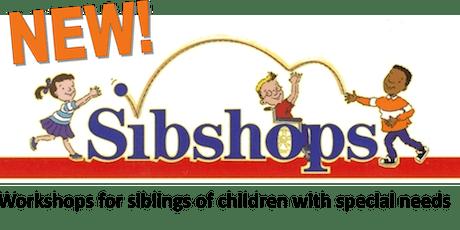 Sibshops Spetember 2019 tickets