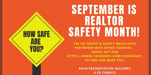 Free CE Credit - Realtor Safety @ KW New Tampa