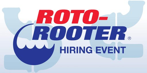 Roto-Rooter Hiring Event