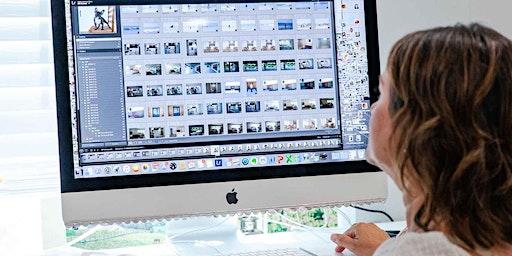 Lightroom Photo Organization + Editing Workshop