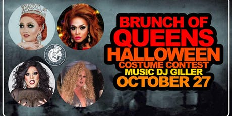 Brunch of Queens: Halloween Costume Contest! tickets