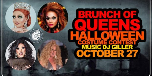 Brunch of Queens: Halloween Costume Contest!