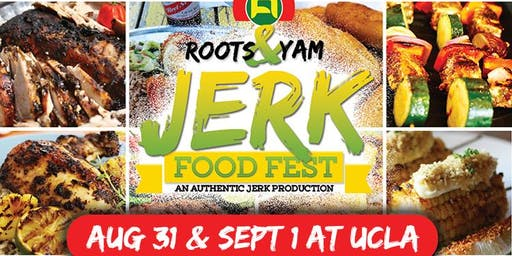 Roots & Yam Jerk Food Fest 2019