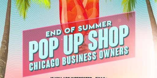 Pop Up Shop Chicago Business Owners