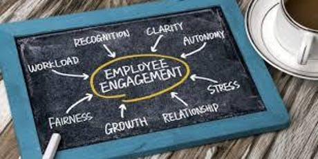 Employee Engagement -Engage your team to grow your business. tickets