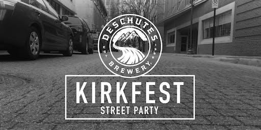 Deschutes Kirkfest