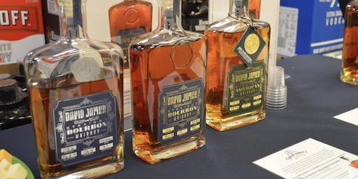 Summer Sip with David James Bourbon
