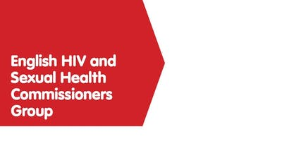 English HIV and Sexual Health Commissioners Group 16.09.19