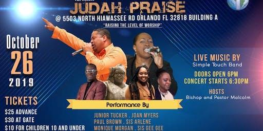 Temple of Truth Judah Praise Gospel Concert