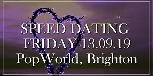 18-30 ages   Speed Dating