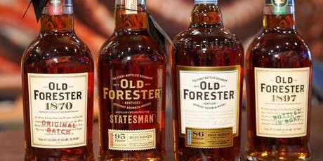 Old Forester Bourbon Pairing  tickets