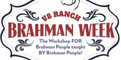 V8 Ranch Brahman Days Workshop